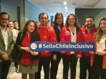 Ministerio de Desarrollo Social y Familia, y Senadis lanzan Sello Chile Inclusivo 2019