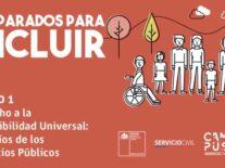SENADIS y SERVICIO CIVIL lanzan cursos sobre inclusión de personas con discapacidad